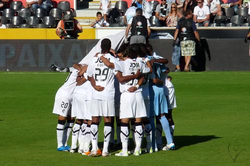 Vitória 0-3 Beira-Mar