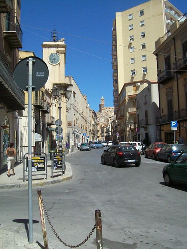 Termini Imerese, city-