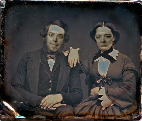 STELLOinHOLE - Victorian couple