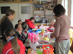 Tábor pro nevidomé děti, 30. 7. až 13. 8. 2011