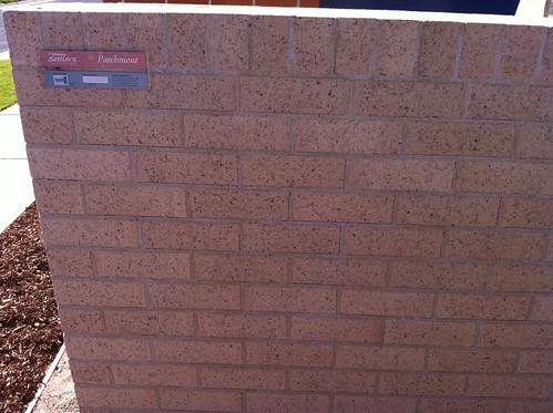 Austral Settlers Brick Range - Parchment