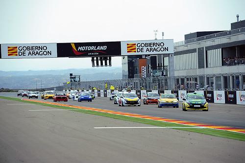 Circuito Motorland Velocidad