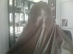 Just relaxing on a Monday afternoon (latexladyll) Tags: fetish veil metallic rubber latex burqa silenced gagged latexrubberburqaveilfetishgaggedsilencedmetallicelectrum blacklatexrubberburqaveilfetishgaggedsilencedmetallic