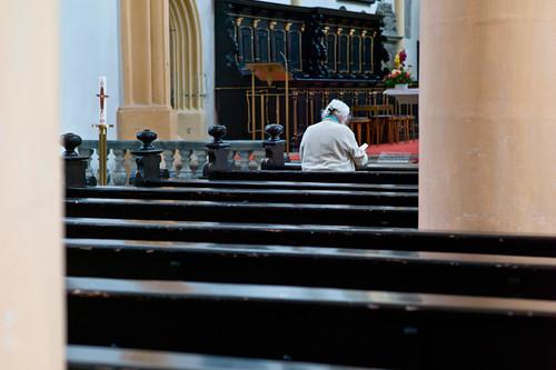 Gebet by Fotosilber