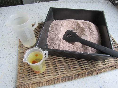 Schokoladenkuchen für Eilige (2)