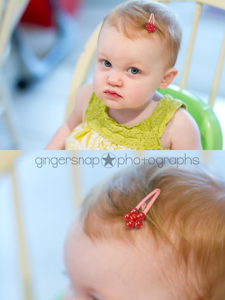 hair clip SB