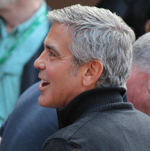 George Clooney profile