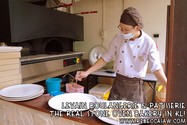 Levain Boulangerie & Patisserie, The real STONE OVEN bakery in KL-22
