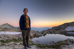 Nathan (HDR) (MitchGordon) Tags: california park travel camping sunset art nature canon landscape photography nathan peak national backpacking lightning sequoia hdr tablelands
