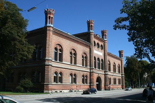 Institut der Technischen Uni München