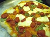 Margarita Pizza for Rosanne