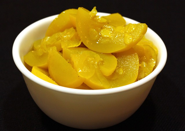 Yellow Squash Pickles