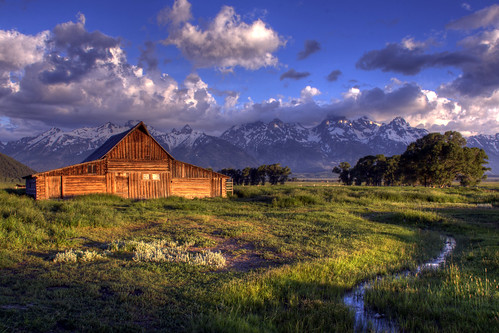 Moulton Barn - Jackson Hole