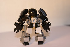 CHARON battle suit-back-no attachments (lordd3struct0r) Tags: canon marine lego space hard battle suit sniper scifi fi charon hs schi spacemarine hardsuit
