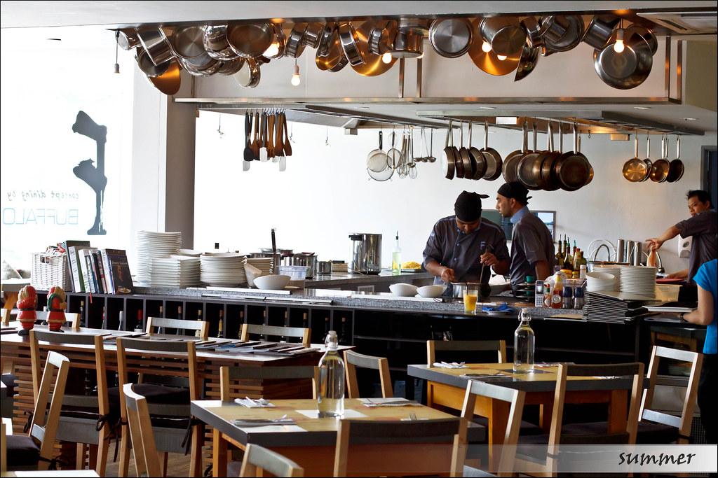 F Buffalo Restaurant Bangsar True enough  F by Buffalo