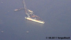 Aerial shot of MV St. Peter the Apostle (fangedboy8) Tags: asia southeastasia philippines visayas nn region6 westernvisayas nenaco guimarasstrait