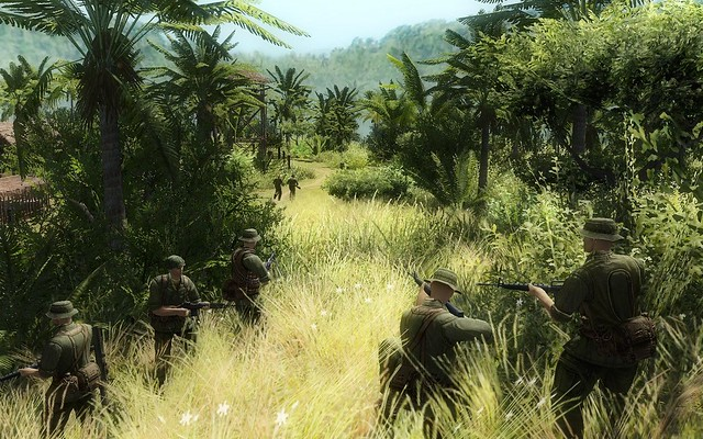 Men of War: Vietnam - Ambush