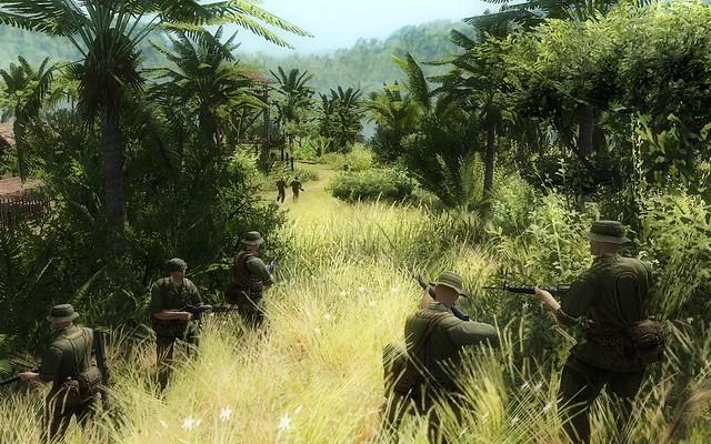 Men of War: Vietnam - Ambush