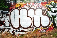 (STILSAYN) Tags: california graffiti oakland bay area 2011