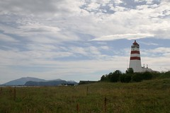 el faro de giske (2punys) Tags: blue sky lighthouse norway azul faro norge cel cielo noruega blau giske agosto2011