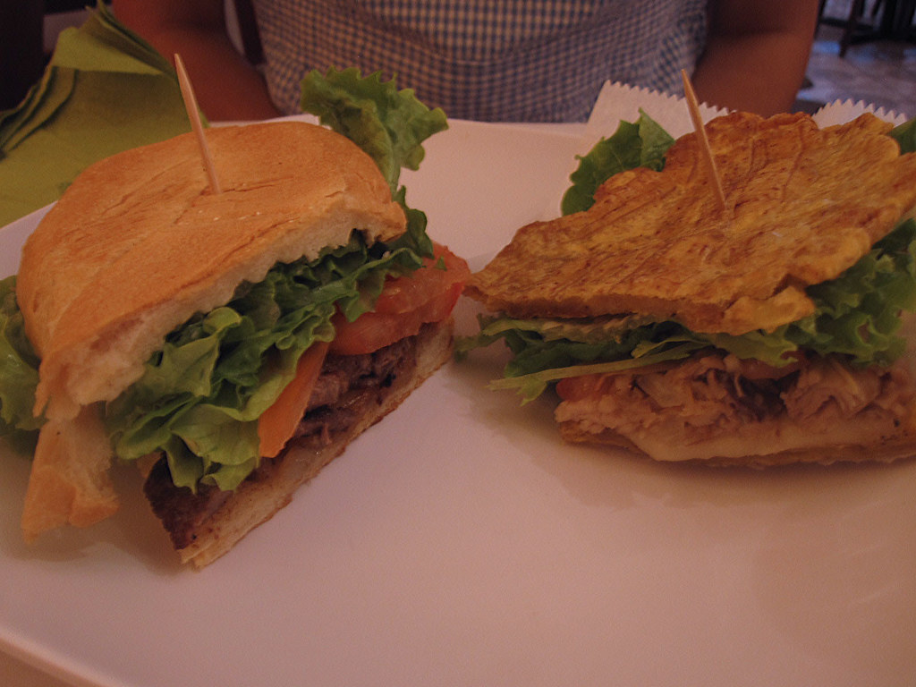 Habana Libre - Sandwiches