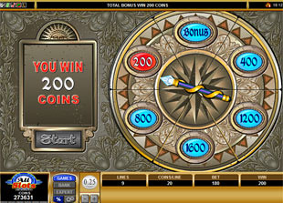 free Witches Wealth bonus game 1