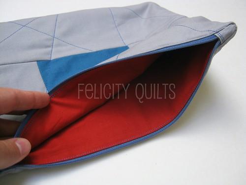FTLOS pouch inside