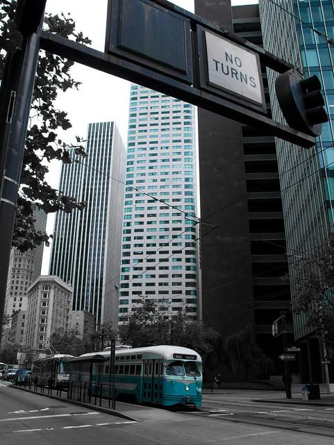 San Francisco, distrito financiero