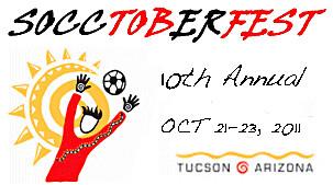 Socctoberfest Logo