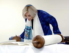 Torah Reading (Chautauqua, NY)