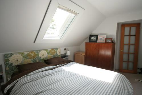 Master Bedroom - August 2011