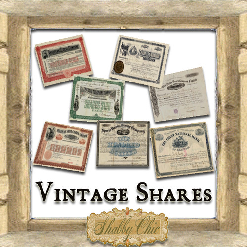 Shabby Chic Vintage Shares by Shabby Chics