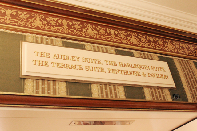 audley suite dorchester