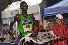 Keňan Limo vytvořil nový rekord večerní desítky