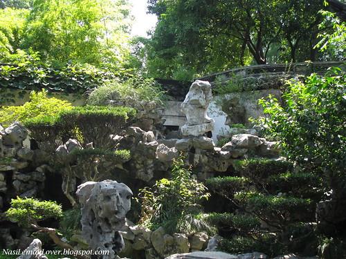 Yuyuan Garden 豫園