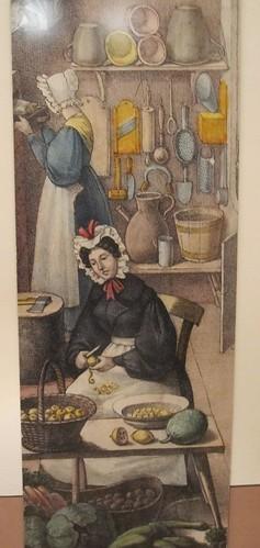 1800-luku keittiö, Berliini by Anna Amnell