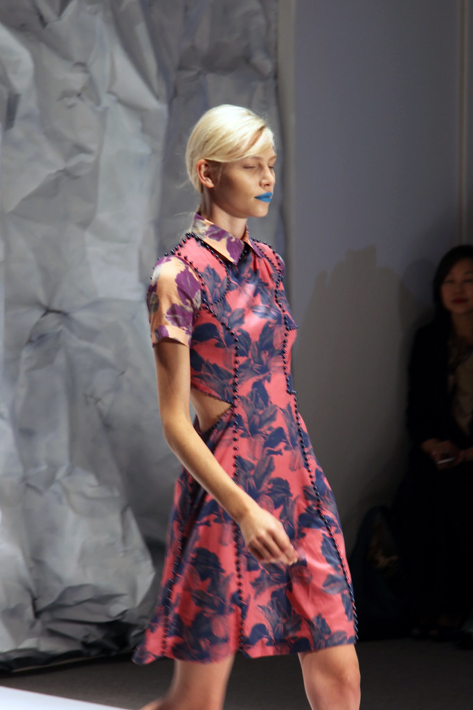 Nicolette Mason New York Fashion Week Teaser