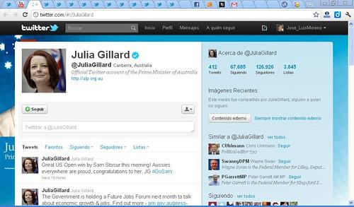 julia gillard twitter
