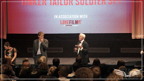 The Establishing Shot : Tinker, Tailor, Soldier, Spy Premiere - Robyn Slovo, Tim Bevan & Mr. John le Carré introducing Tinker, Tailor, Soldier, Spy by Craig Grobler
