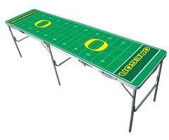 Oregon Tailgating, Camping & Pong Table
