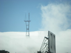 Sutro Tower, SF, CA, 8/25/11, 02