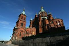 Helsinki (CarloAlessioCozzolino) Tags: church finland helsinki chiesa finlandia cattedralediuspenski