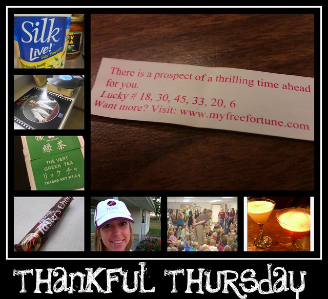 Thankful Thursday Sept 15