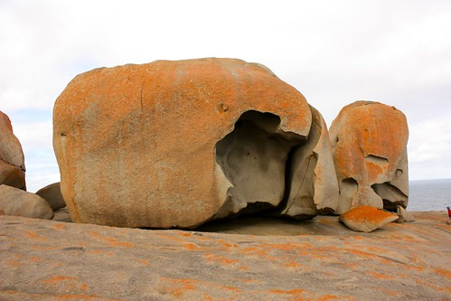 The Remarkable Rocks at Flinders Chase National Park, Kangaroo Island - South Australia