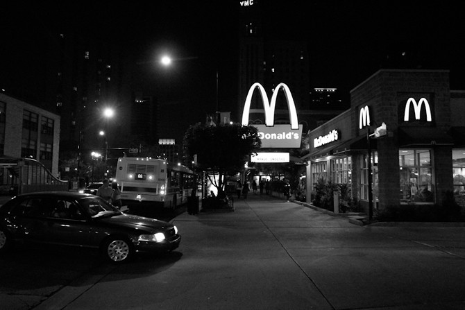 My Favorite Chicago MacDonalds