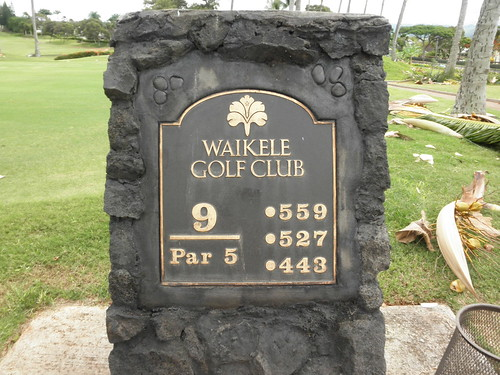 WAIKELE COUNTRY CLUB 137