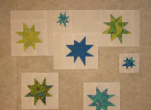 wonky stars 5