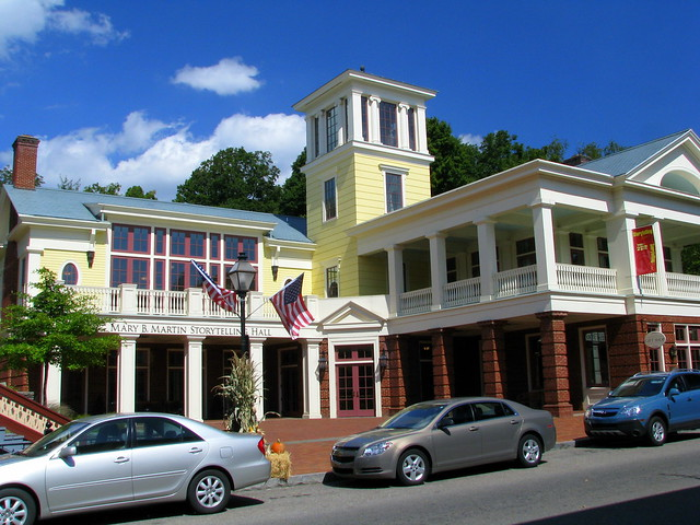 International Storytelling Center - Jonesborough, TN