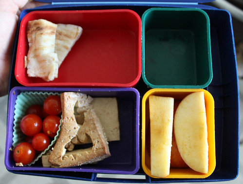 Big Kid Bento #478: What came home
