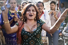 Welcome !! (PawelBienkowski) Tags: india transvestites pushkar mela hijra camelfair eunuchs
